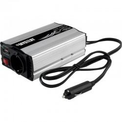 Автоинвертор Mystery MAC-150 800Вт, 12В, от прикуривателя, порт USB