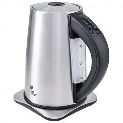 Чайник Kitfort КТ-613 Silver (2000Вт,1.7л,металл,закрытая спираль)