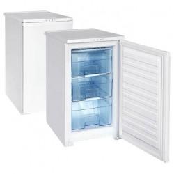 Морозильник Бирюса 112 White, 1 камера, 80л, 48x60.5x86.5, класс A, капельная система