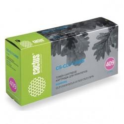 Картридж лазерный Cactus CS-CLT-C409S для Samsung CLP-310/315/CLX-3170/3175/3175FN Cyan (1000 стр)