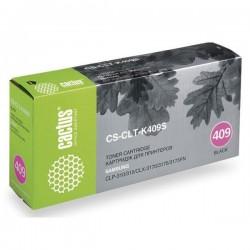 Картридж лазерный Cactus CS-CLT-K409S для Samsung CLP-310/315/CLX-3170/3175/3175FN Black (1500 стр)
