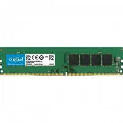 Оперативная память Crucial DIMM DDR4 4Гб(2400МГц, CL17, CT4G4DFS824A)