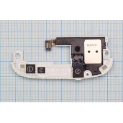 Звонок (buzzer) Samsung i9300/i9300I в сборе антенна/разъем гарнитуры Белый