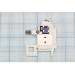Звонок (buzzer) Samsung i8190/i8200 в сборе с разъемом гарнитуры Белый