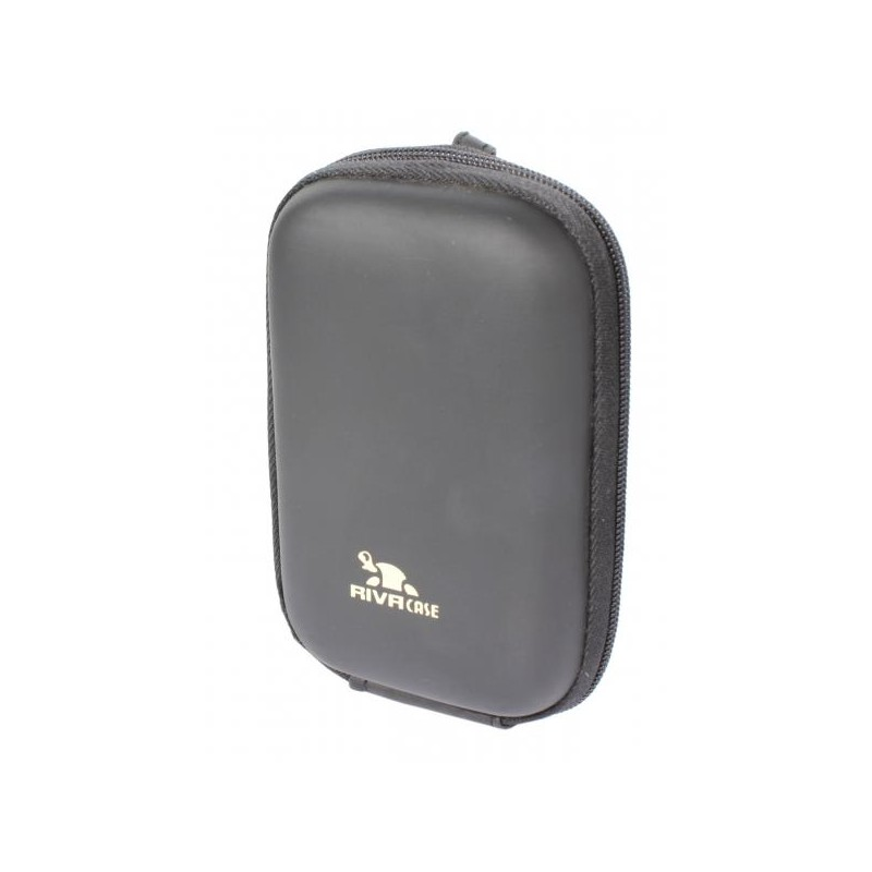 Чехол RIVA 7022 (PU) Digital Case black (8.80х2.70х5.70 см)