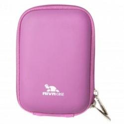 Чехол RIVA 7022 (PU) Digital Case pink (8.80х2.70х5.70 см)
