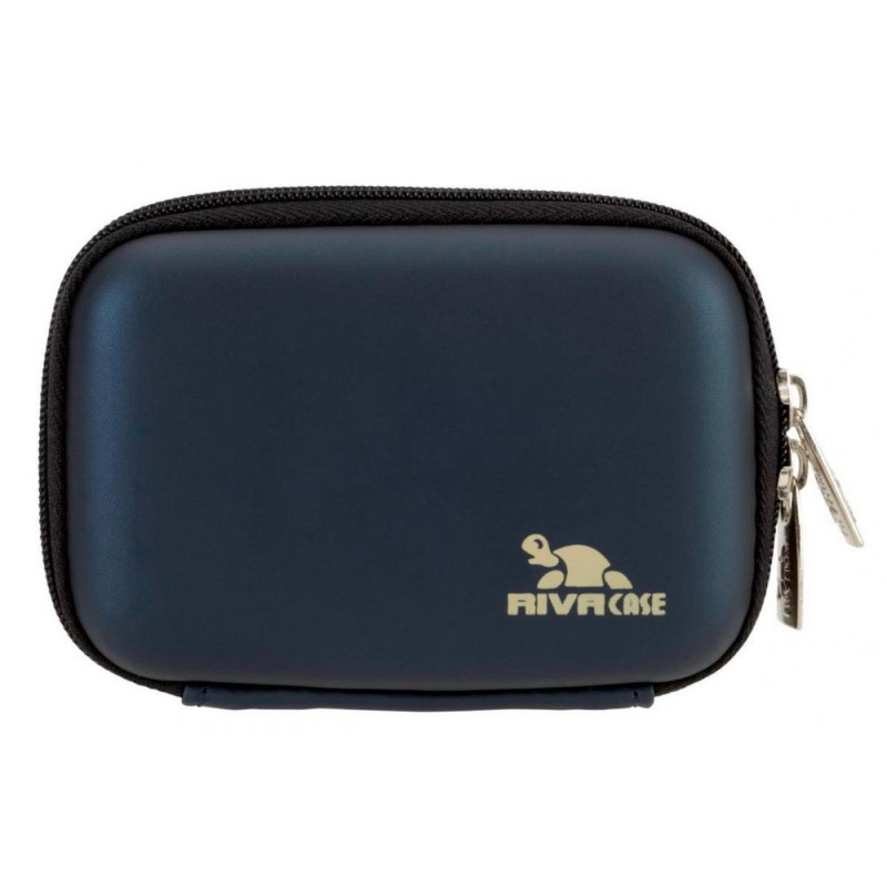 Чехол RIVA 7023 (PU) Digital Case dark blue horizontal (9.20х3.10х6.30 см)