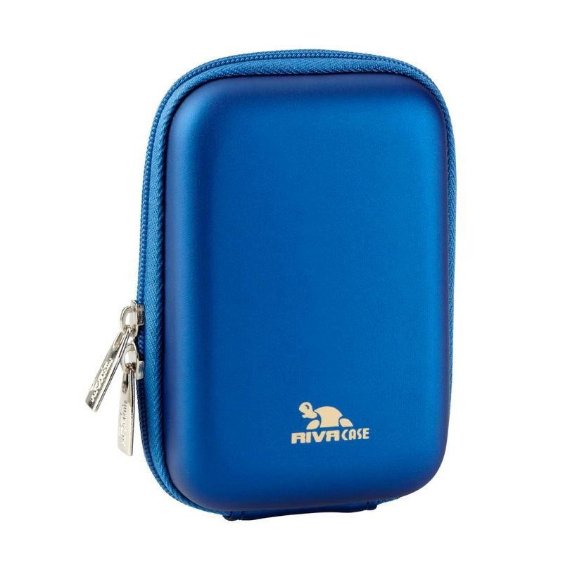Чехол RIVA 7103 (PU) Digital Case light blue (10.50х2.50х6.50 см)