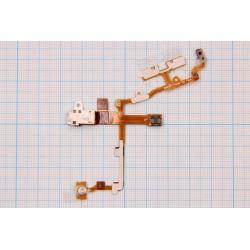 Шлейф iPhone 3G на разъем гарнитуры Белый
