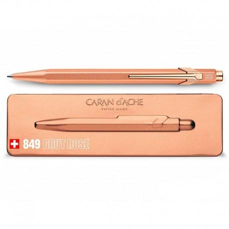 CARANDACHE ручка шариковая Office Brute Rose (849.997) M