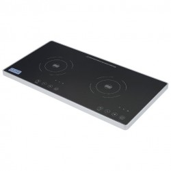 Плита настольная Iplate YZ-QS Black 2900Вт, конфорок-2, упр. сенсорн.