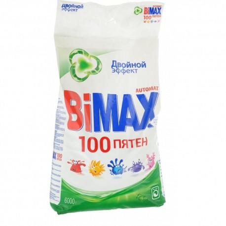 Порошок стиральный BIMAX автомат 6 кг.