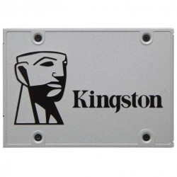 SSD-накопитель 240Гб Kingston [SA400S37/240G] (Phison PS3111-S11,TLC, 500/350 Мб/с)