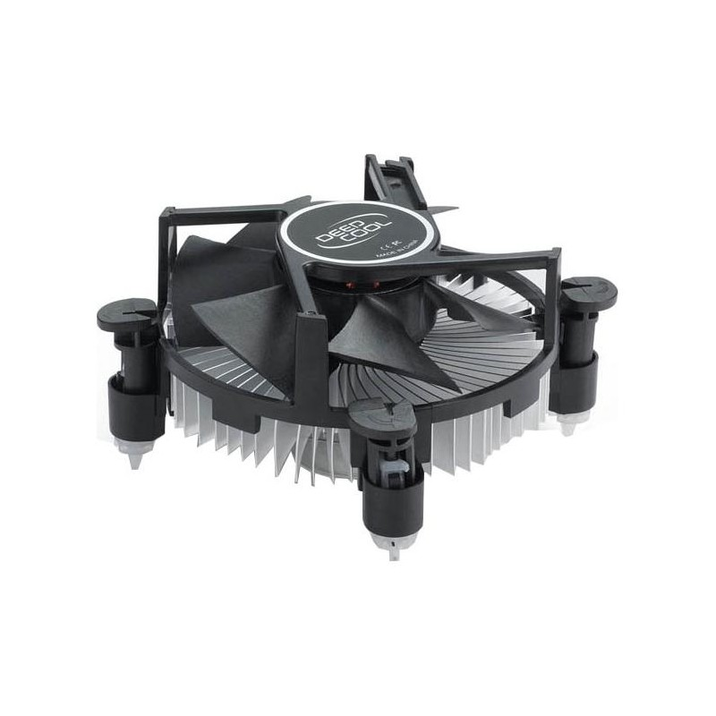 Кулер S1150/1151/1155/1156/775 DeepCool CK-11509 PWM (92mm,2200rpm/PWM/27dB/Al)