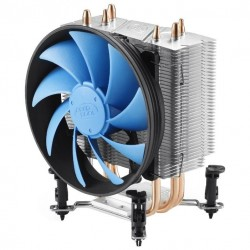 Кулер DeepCool GAMMAXX 300 (125W/21dB/PWM/Al+Cu,S1155/1156/1366/775/AMx/FMx)