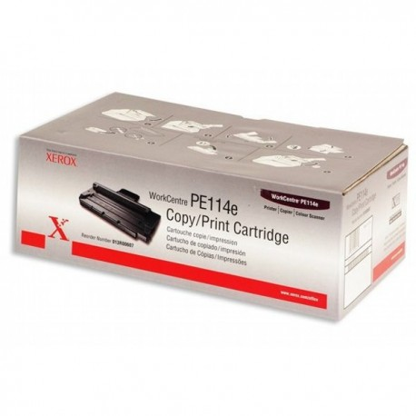 Картридж лазерный XEROX 013R00607 для WC PE114e Black 3000стр