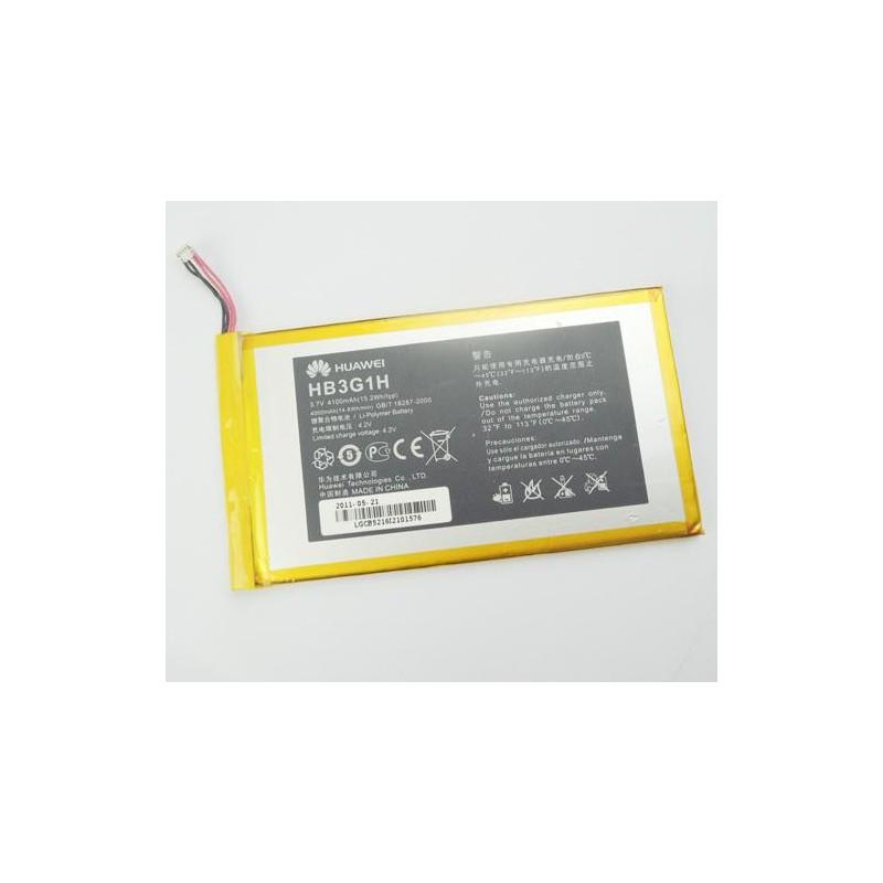 АКБ Huawei HB3G1H (MediaPad 7 Lite s7-301u, 302, 303, 701) 3.7V 4000mAh