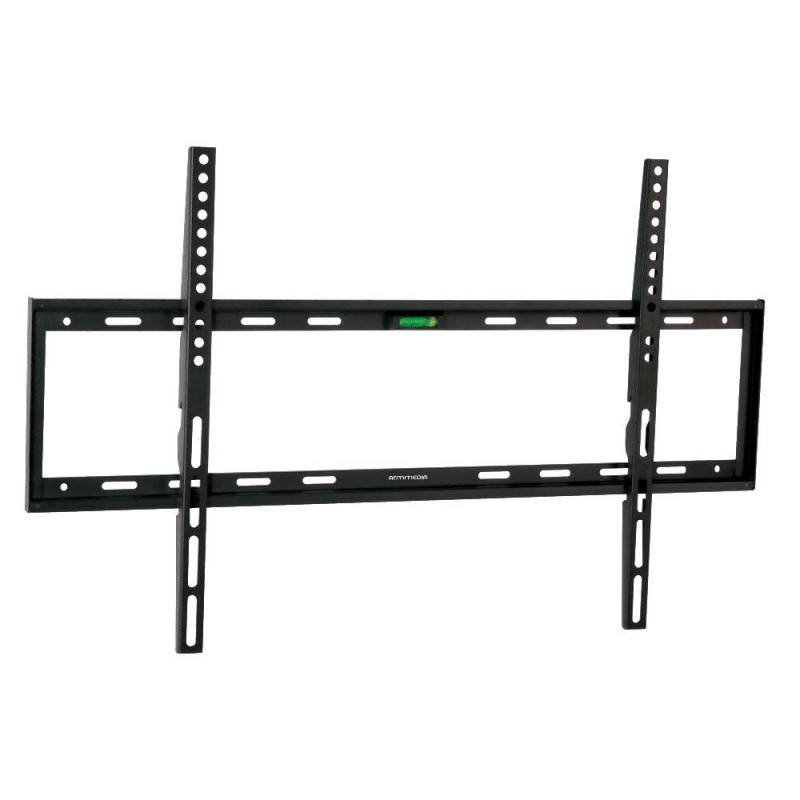"""Кронштейн Arm Media STEEL-1 new черный настенный,для тв,32-90"""",до 60кг,от стены 21.5мм,фиксированный"""