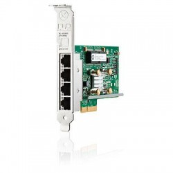 HPE Ethernet Adapter, 331T, 4x1Gb, PCIe(2.0), for G7/Gen8/Gen9/Gen10 servers