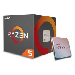 Процессор AMD Ryzen 5 1600 (6ядер/12потоков*3,2GHz,19Mb,65Вт,Sock AM4,box)