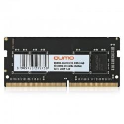 Модуль памяти SO-DDR4 4Гб 2133МГц QUMO (QUM4S-4G2133С15) CL15 1.2v