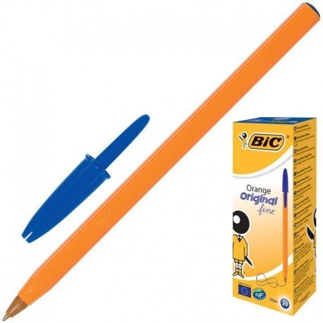 "Ручка шариковая BIC ""Orange"" синяя, 0,8мм 8099221"