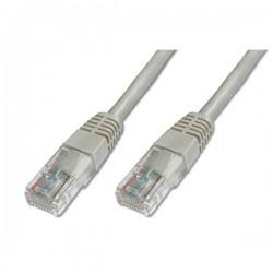 Патч-корд   2m кат 6 UTP серый Cablexpert PP6U-2M