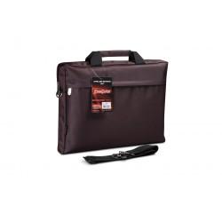 "Сумка для ноутбука 15.6"" ExeGate Start S15 темно-коричневая"
