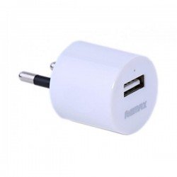 Зарядное устройство - USB 1A REMAX Wall Charger Mini U5 RMT5288 white