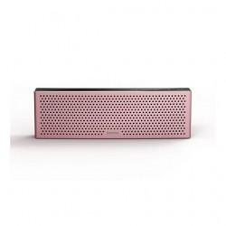 Портативная колонка Remax RB-M20 7Вт, Bluetooth,  microSD, AUX, питание от батарей/USB, Розовый