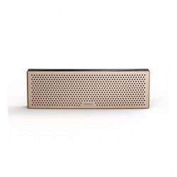 Портативная акустика Remax RB-M20 7Вт, Bluetooth,  microSD, AUX, питание от батарей/USB, Gold