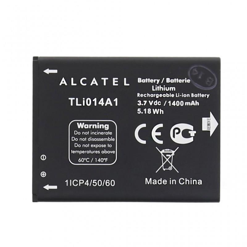 АКБ Alcatel TLi014A1 ( OT-4010D/OT-4013D/OT-4027D/OT-4030D/OT-4035D/OT-5020D/МТС 960 ) 3,7v 1400mAh
