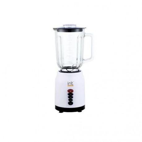 Блендер стационарный Irit IR-5511 White 300Вт, мерный стакан