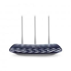 Маршрутизатор TP-Link Archer C20 (RU) (802.11n/ac 433 Mbps 4xLAN 2.4/5 ГГц)