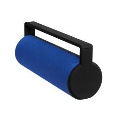 Портативная акустика Ginzzu GM-890C 6Вт, Bluetooth, AUX, питание от батарей, Blue