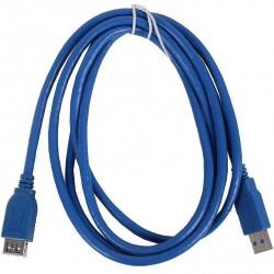 Кабель удлинительный USB3.0 AA 1.8м VCOM (VUS7065-1.8M)