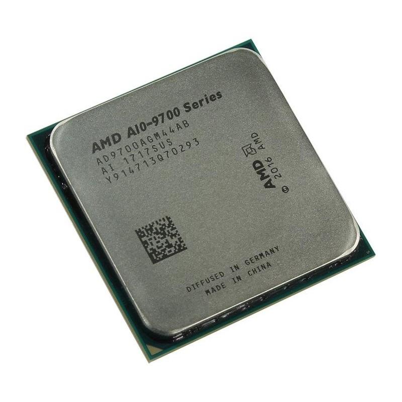Процессор AMD Sock AM4 A10 X4-9700 (3,8GHz,2Mb,65Вт) oem