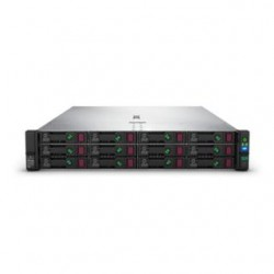 Proliant DL380 Gen10 Gold 5118 Rack(2U)/2xXeon12C 2.3GHz(16.5MB)/2x32GbR2D_2666/P408i-aFBWC(2Gb/RAID 0/1/10/5/50/6/60)/noHDD(8/24+6up)SFF/DVDRW/iLOadv/6HPFans/4x1GbEth/2x10/25GbSFP/EasyRK+CMA/2x800w
