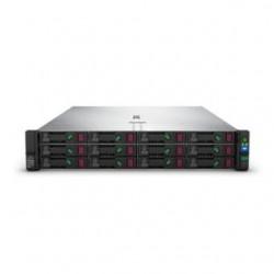 Proliant DL380 Gen10 Bronze 3106 Rack(2U)/Xeon8C 1.7GHz(11MB)/1x16GbR2D_2666/P408i-aFBWC(2Gb/RAID 0/1/10/5/50/6/60)/2x300GB_10K(8/24+6up)SFF/UMB+DVDRW/iLOstd/4HPFans/4x1GbEth/EasyRK/1x500w(2up)