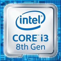 Процессор Intel Core i3-8100 (4ядра/4потока*3,60GHz,6Mb,UHD630,65Вт,Sock1151v2,oem)