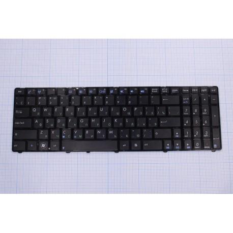 Клавиатура Asus A52, K52, K72, X52, G52, G60, G72, N53, N61, N71 чёрный