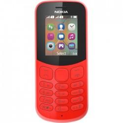 "Сотовый телефон Nokia 130 Dual 2017 Red (2sim/1.8""/128*160/-/microSD/-/Bt/1020мАч)"