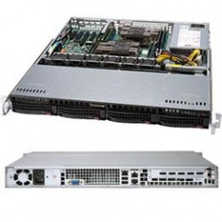 Supermicro SuperServer 1U 6019P-MT noCPU(2)Scalable/TDP 70-140W/ no DIMM(8)/ SATARAID HDD(4)LFF/ 2xGbE/1xFH, M2/ 1x500W
