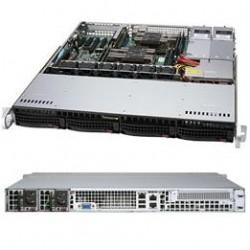 Supermicro SuperServer 1U 6019P-MTR noCPU(2)Scalable/TDP 70-140W/ no DIMM(8)/ SATARAID HDD(4)LFF/ 2xGbE/1xFH, M2/ 2x600W