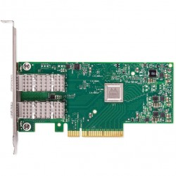 Mellanox ConnectX-4  Lx EN network interface card, 10GbE dula-port SFP+, PCIe3.0 x8, tall bracket, ROHS R6  (9MMCX4121AXCAT)