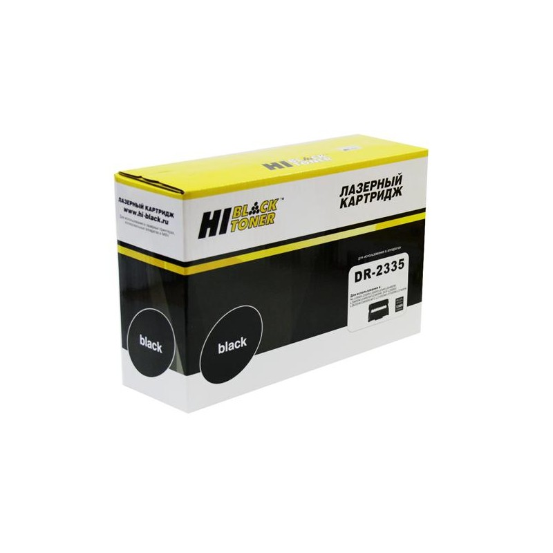Драм-картридж Hi-Black HB-DR-2335 для Brother HL-L2300DR/DCP-L2500DR/MFC-L2700DWR (12000 стр)
