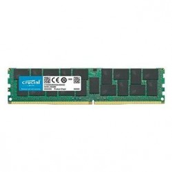 Crucial by Micron DDR4   32GB (PC4-21300) 2666MHz ECC Registered Load Reduced DR x4 (Retail)