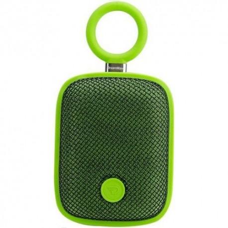 Портативная акустика DreamWave Bubble Pod 5Вт, Bluetooth, NFC, защита IPX5, Green