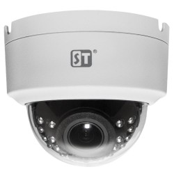 Видеокамера AHD ST-2002 (версия 2), 2MP (1080p)/960H,4-in-1, ИК, Купольная, 1/2.7 CMOS, 2,8-12mm, Пластик
