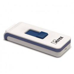 Флешка Mirex Shot белый 13600-FMUWST32 32Gb (USB2.0)